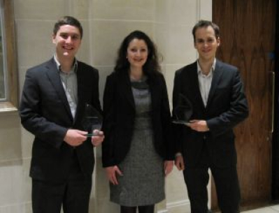 Our Winners of the Best Bursary Papers for 2010